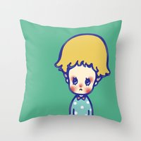 Where Are You, Little St… Throw Pillow