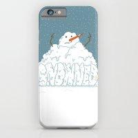 SNOWNED iPhone 6 Slim Case