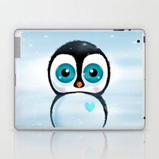 Joc the Penguin Laptop & iPad Skin