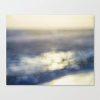 the landscape of dreams Canvas Print