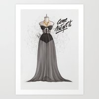 Come And Get It Art Print