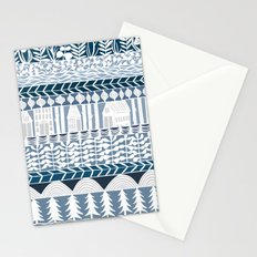 rows and rows Stationery Cards