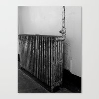 Decaying Climate Canvas Print