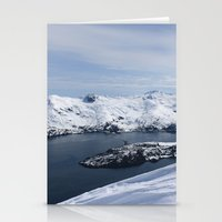Blackstone Bay Stationery Cards
