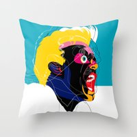 060115 Throw Pillow