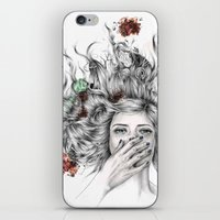 It Overflows iPhone & iPod Skin