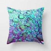 Rocks #1 Throw Pillow