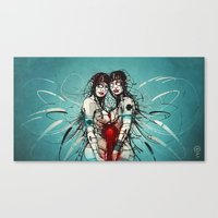 Nymph I: Exclusive Editi… Canvas Print