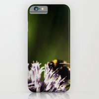 iPhone & iPod Case featuring In the green light by Anna Brunk