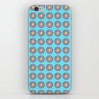 Tania Circle Repeat iPhone & iPod Skin