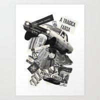 FARSA Art Print