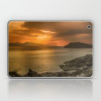 Sunset Over Lismore Isla… Laptop & iPad Skin