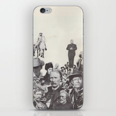 go west young man iPhone & iPod Skin