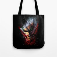 Madness Is The Emergency… Tote Bag