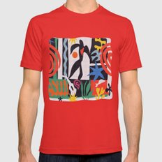 Inspired To Matiss T-shi… Mens Fitted Tee Red SMALL