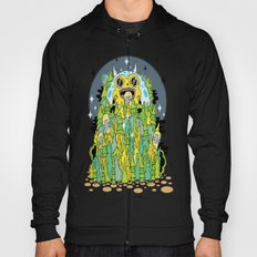 The Monster of Skate Forest Hoody