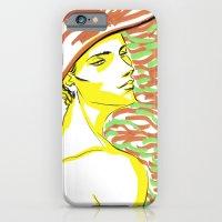 Summer Girl 1 iPhone 6 Slim Case