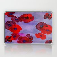 REDFLOWERS Laptop & iPad Skin