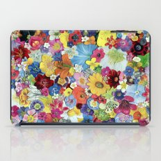 Flowers 3 iPad Case