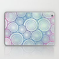 A Plethora Of Curls Laptop & iPad Skin