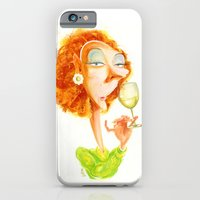 Wine Snob No.3 iPhone 6 Slim Case