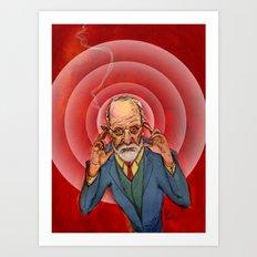 Herr Doktor Art Print