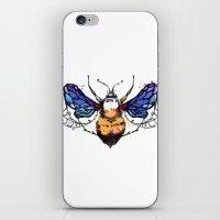 Abeille iPhone & iPod Skin