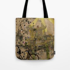 Chastity arch Tote Bag