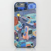 iPhone & iPod Case featuring Command Center by Valeriya Volkova