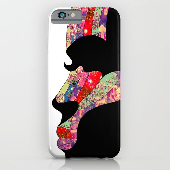 EL PERFIL iPhone & iPod Case
