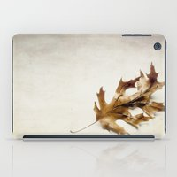 oak leaf iPad Case
