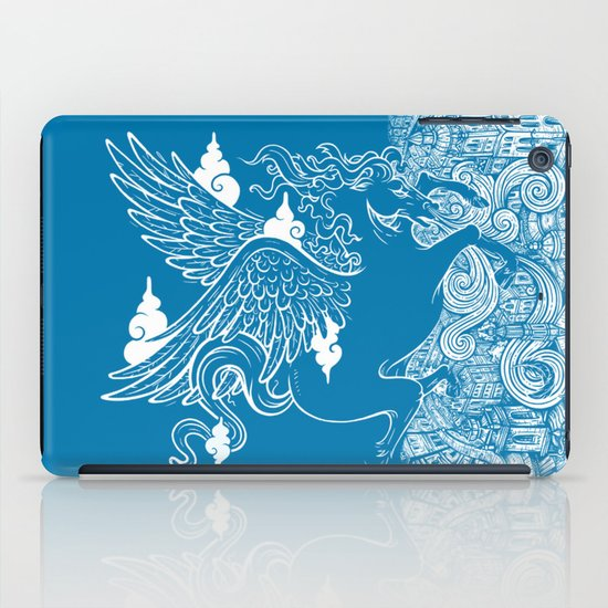 The Last Day of Pegasus iPad Case
