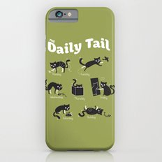 The Daily Tail Cat Slim Case iPhone 6s