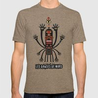 INKIMAN - Les Danses De … Mens Fitted Tee Tri-Coffee SMALL