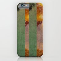 iPhone & iPod Case featuring a slice of sunshine by Laura Moctezuma