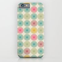 iPhone & iPod Case featuring yellow mantis by Vanya B Designs