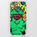 Space Monster iPhone & iPod Case