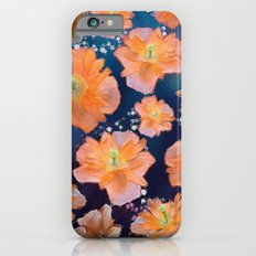 Poppies in Space iPhone 6s Slim Case
