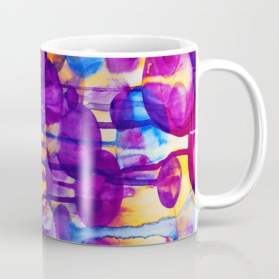 Watercolor - 4 Mug