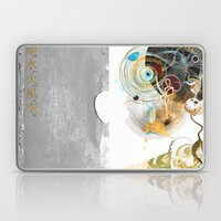 Celestial Honey Translator Laptop & iPad Skin
