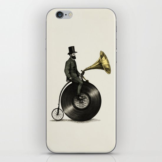 Music Man iPhone & iPod Skin