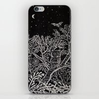 The Night iPhone & iPod Skin