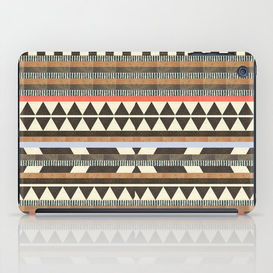 DG Aztec No.1 iPad Case