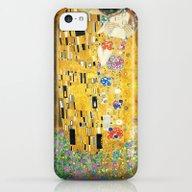 Gustav Klimt The Kiss iPhone 5c Slim Case