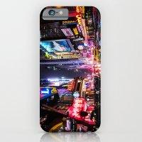 New York City Night iPhone 6 Slim Case