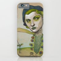 iPhone & iPod Case featuring PRETTY'S ON THE INSIDE by busymockingbird