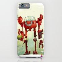 A friend iPhone 6 Slim Case