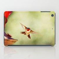 The Hummingbird iPad Case