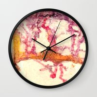 Medicated Wall Clock