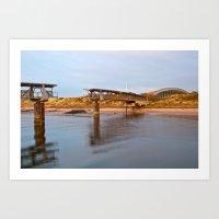 The Bridge Of Scottish I… Art Print